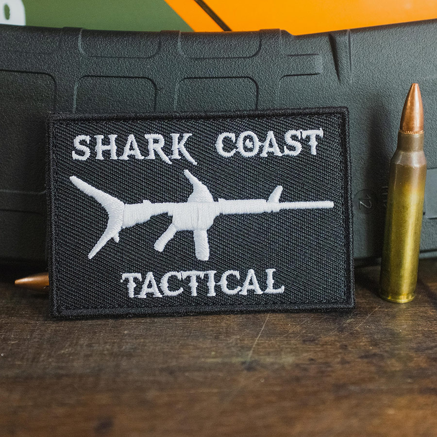 Shark Coast Tactical Morale Patch