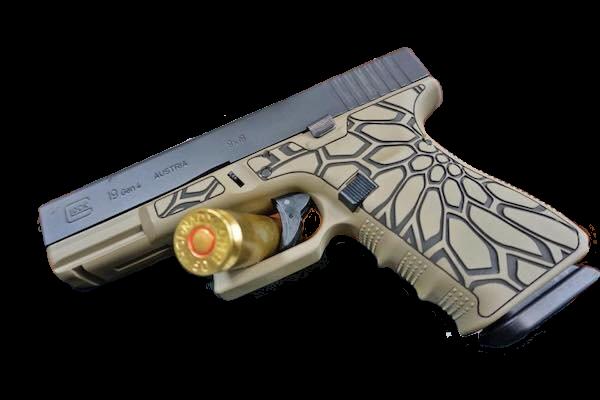 Custom Laser Stippling Main Image