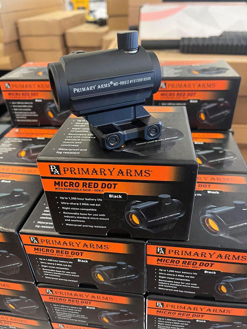 Primary Arms Red Dot Scope