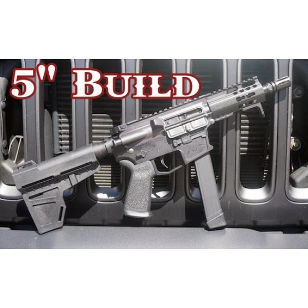 Shark Coast Custom 9mm AR Pistol
