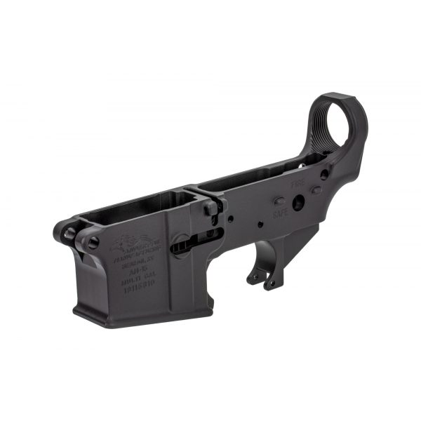 Anderson Manufacturing AR15 Stripped Lower