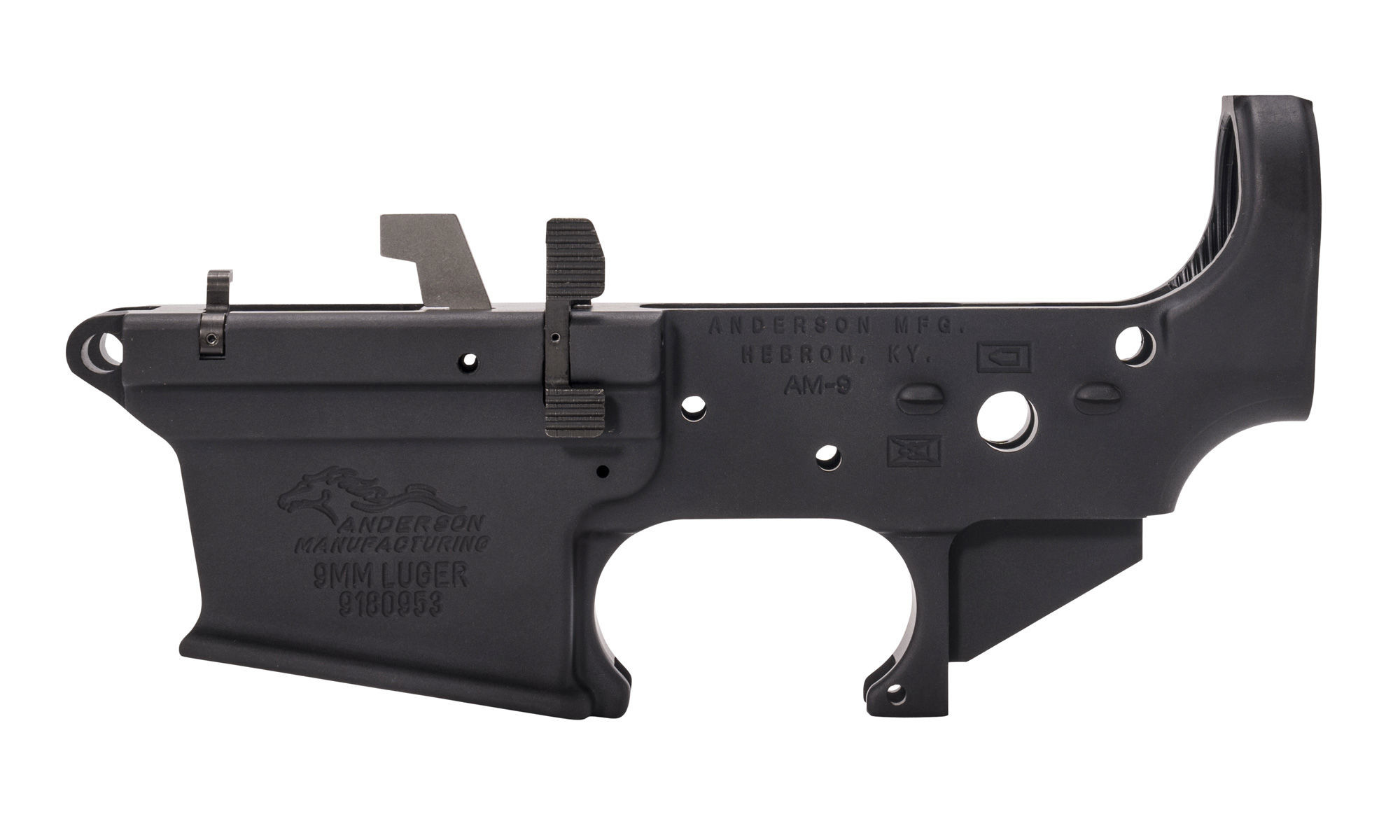 9mm lower assembly