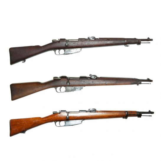 Surplus Carcano Model 91 Rifle