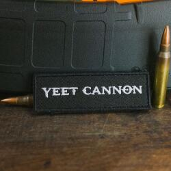 """""""Yeet Cannon"""" Patch"""