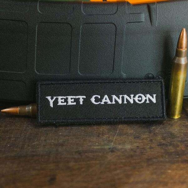 """Yeet Cannon"" Patch"