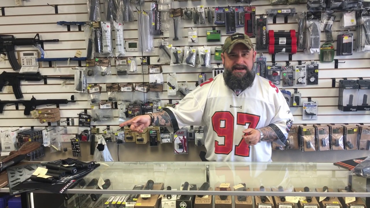 Gun Shop Tour Part II: RUGER LOWER GIVEAWAY HEARING PROTECTION ACT (Suppressor Info)