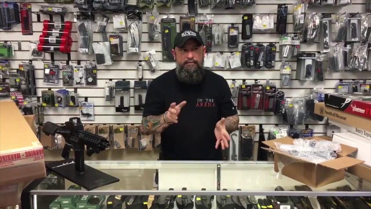 Gun Shop Tour: Shark Coast Tactical, Sarasota, FL