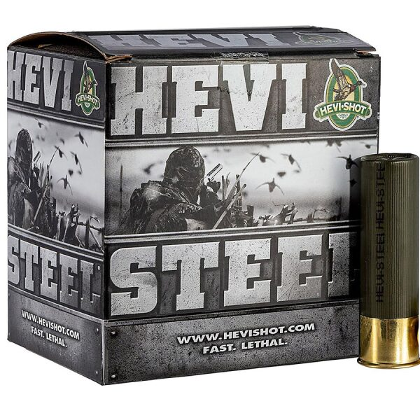 Hevi-Steel Ammunition
