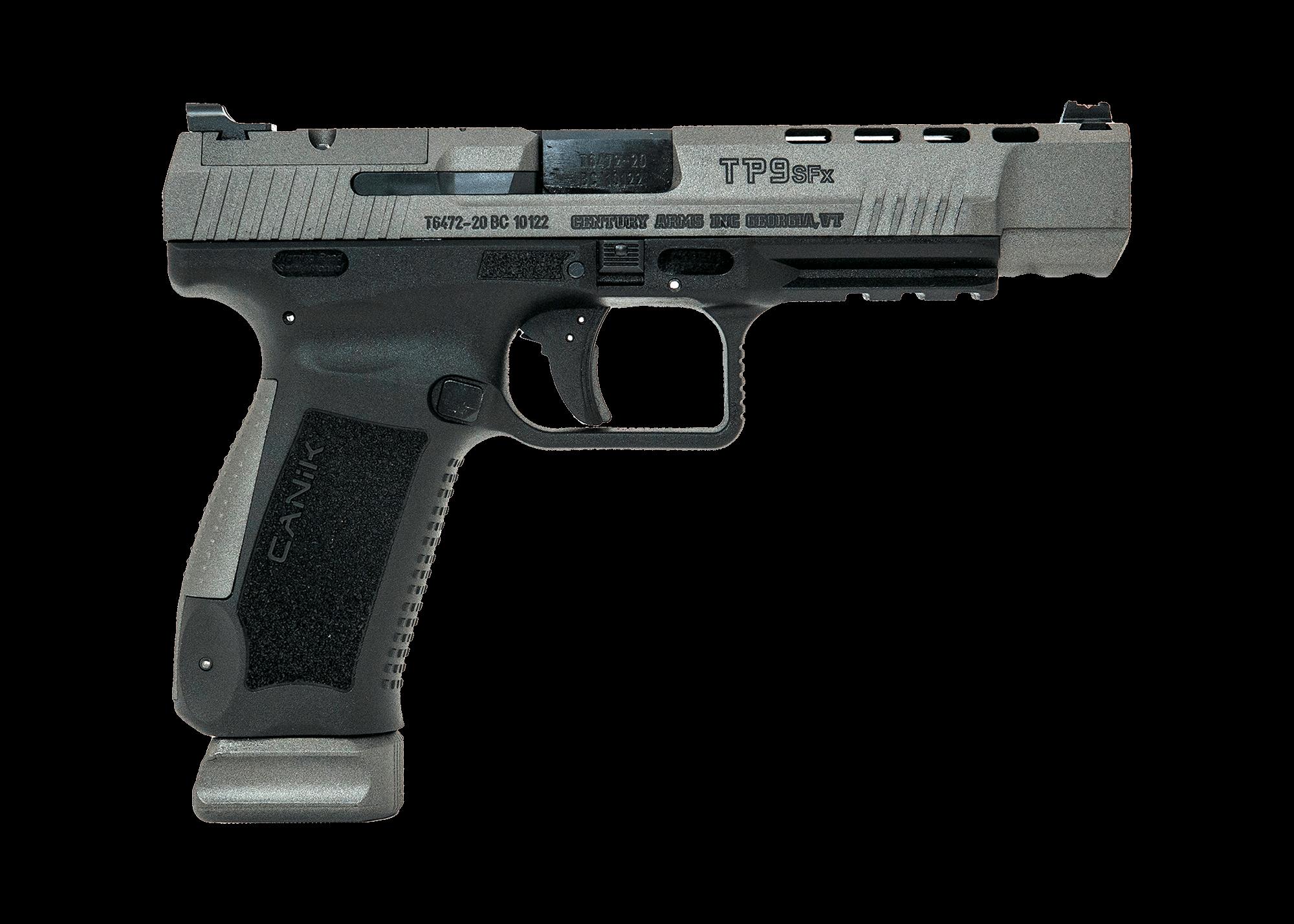 Century 9mm Handgun