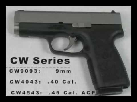 Kahr Arms CW series review. Excellent product. Excellent value
