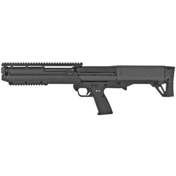 The Kel-tec KSG Shotgun