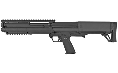 The Kel-tec KSG Shotgun