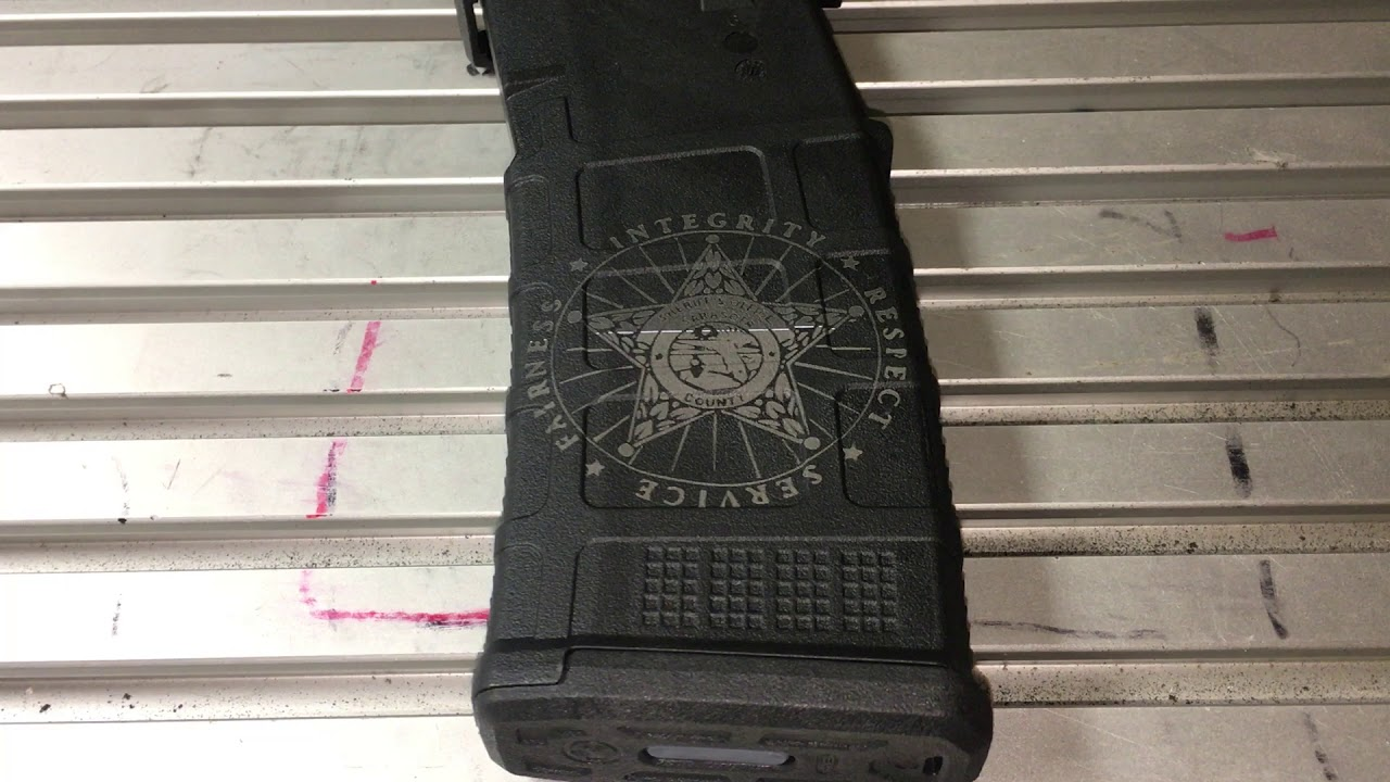 Shark Coast Tactical Custom Magazine