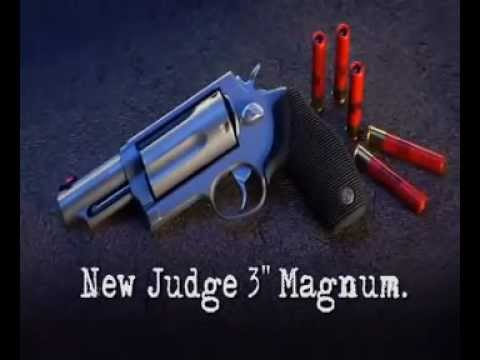 Taurus Judge 3-Inch Magnum Commercial