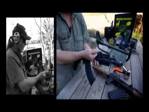 Uncle Ted reviewing the C39 Pistol AK Pistol! Available on the site.