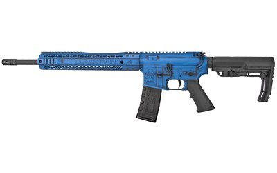 Black Rain Ordnance Sea Blue Assault Riffle