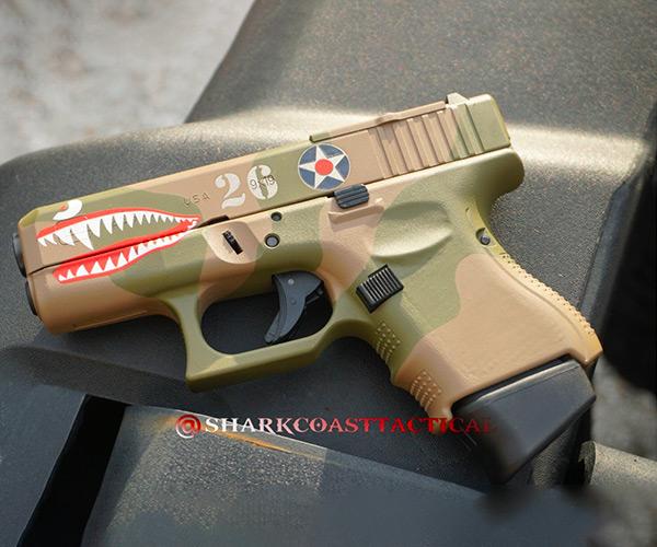 Shark Coast Tactical Warhawk Glock